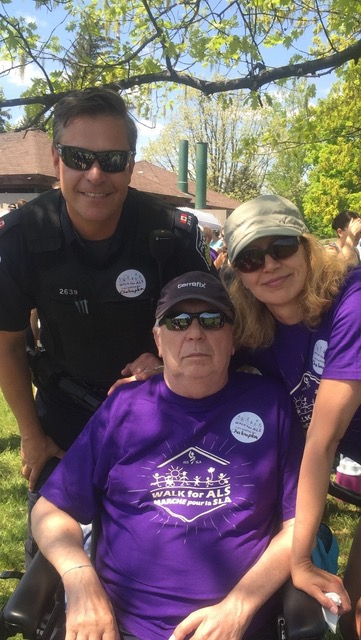 ALS Committee Member and fundraiser